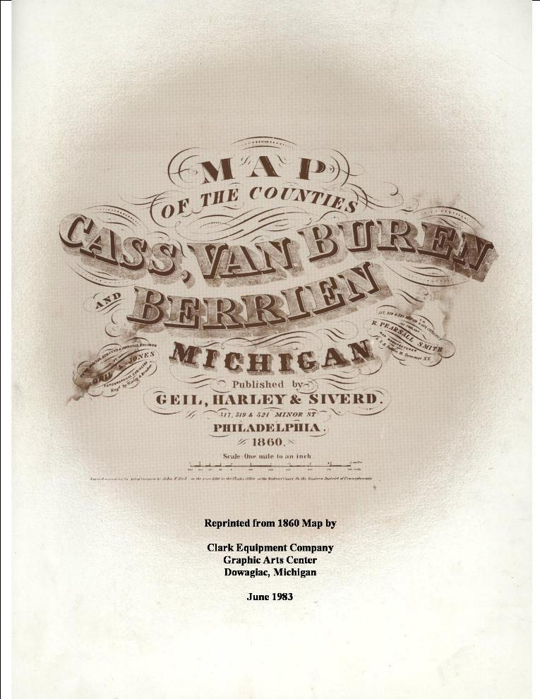 Cover Page 1860 property maps