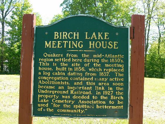 Birch Lake Mtg House sigm