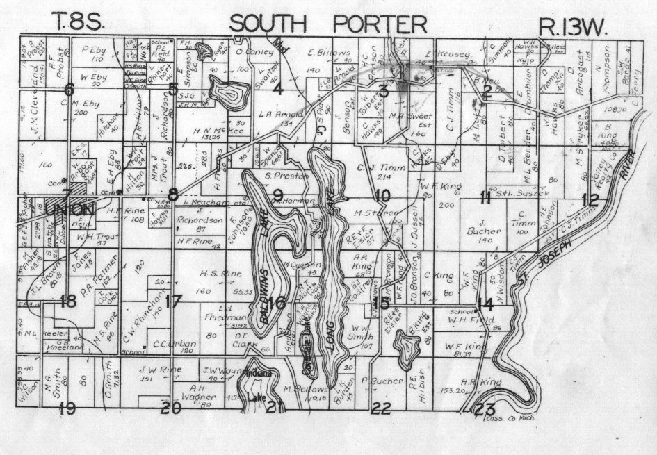 Porter south Portion