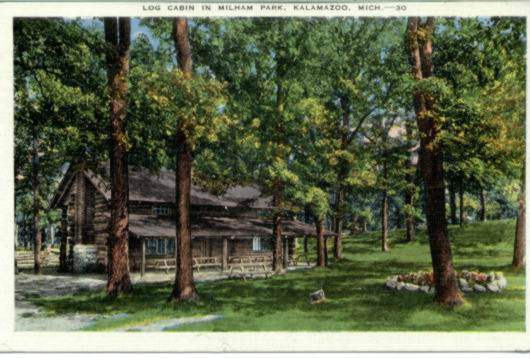 Milham Park, Kalamazoo Michigan, USGenWeb Project