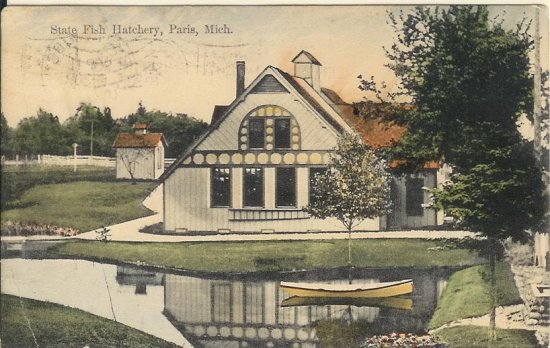Mecosta county photo album for Fish hatchery michigan