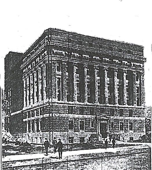 The New Grand Rapids Masonic Temple